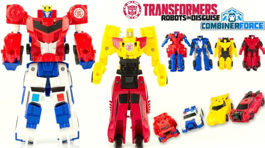 transformers robots in disguise jouet