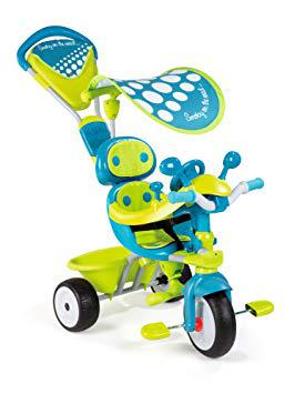 tricycle smoby baby