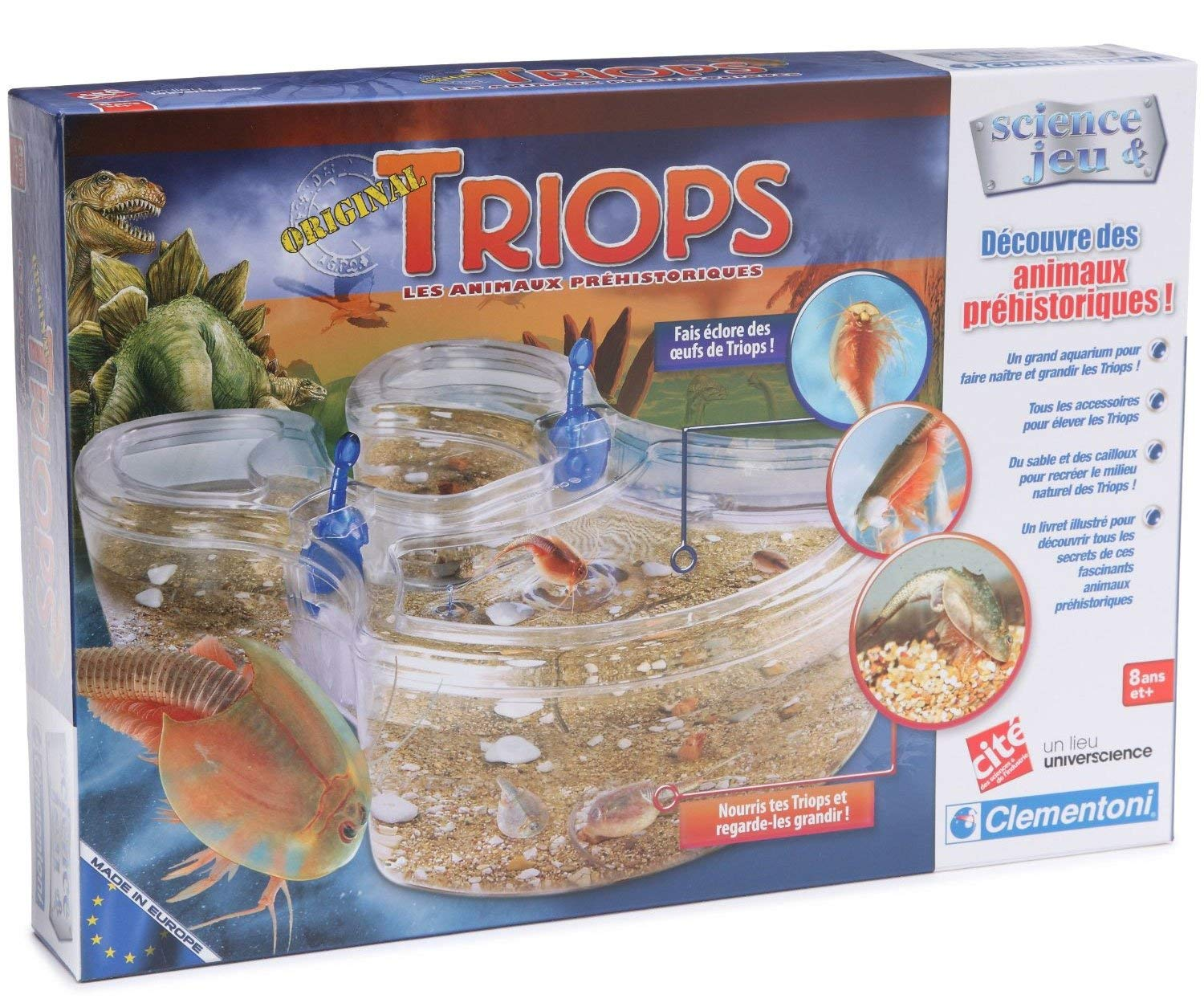 triops jeux science