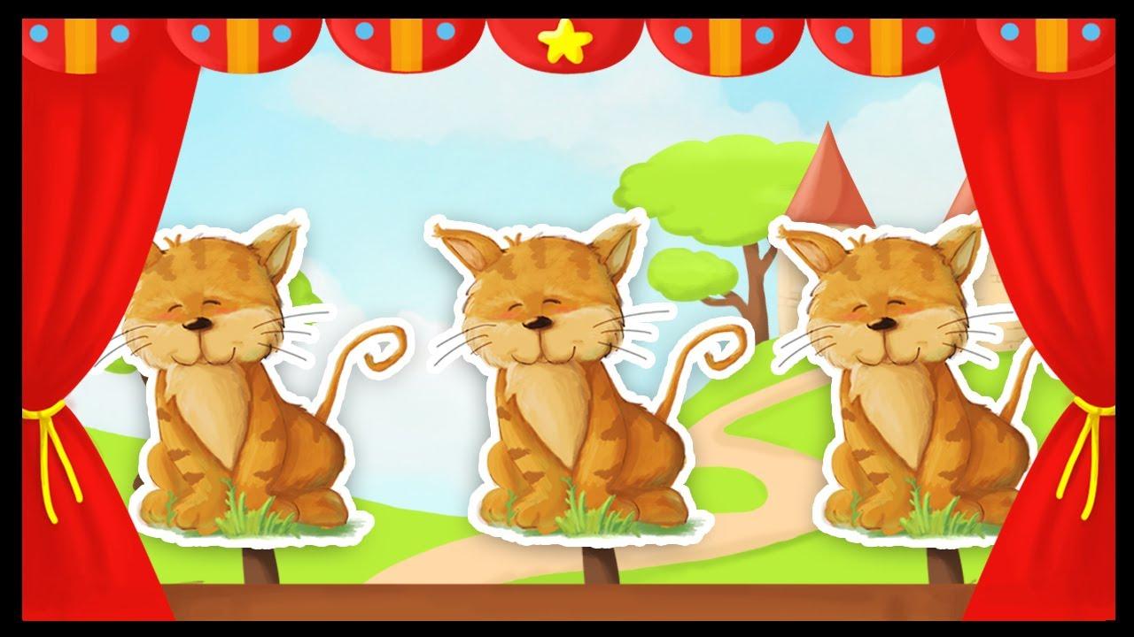 trois petit chats