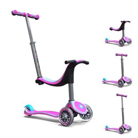 trottinette evolutive bebe