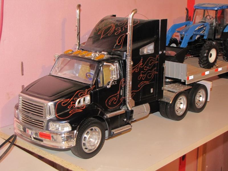 truck téléguidé