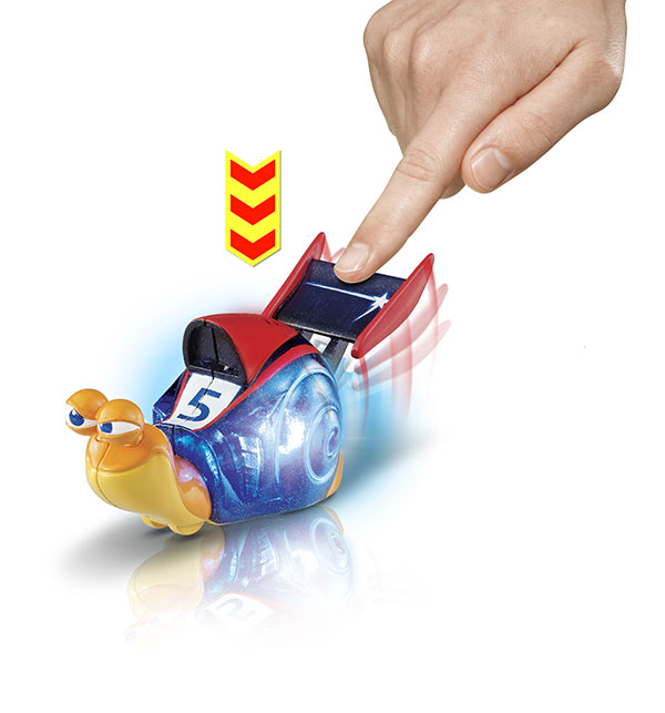 turbo escargot jouet