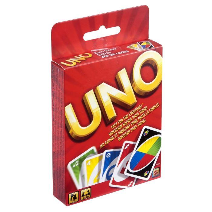 uno jeu de carte