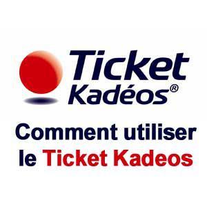 utiliser ticket kadeos en ligne