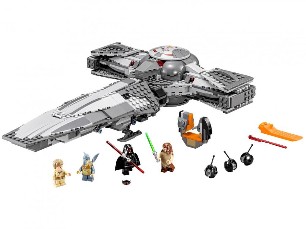 vaisseau star wars en lego
