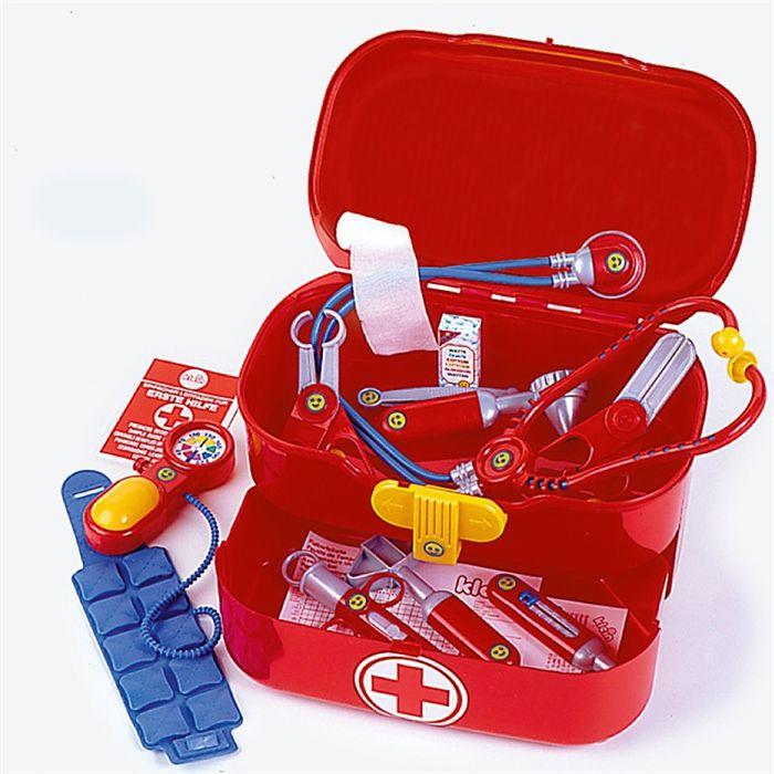 valise docteur jouet