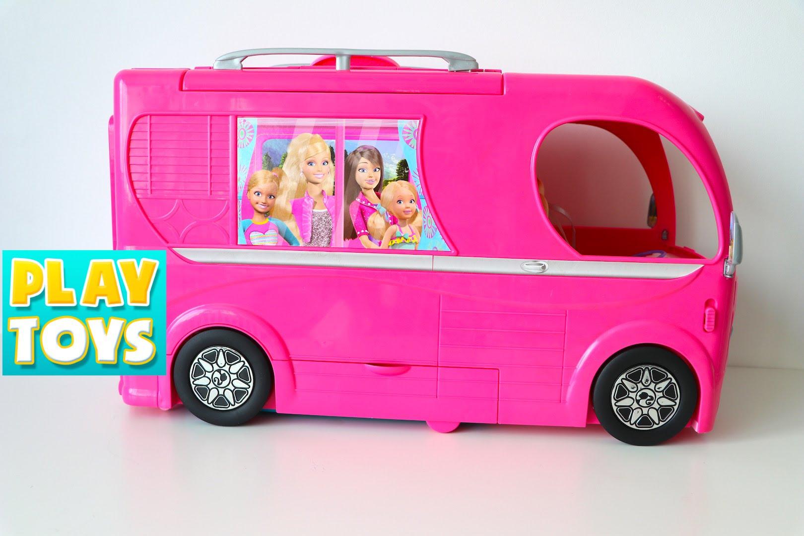 van barbie