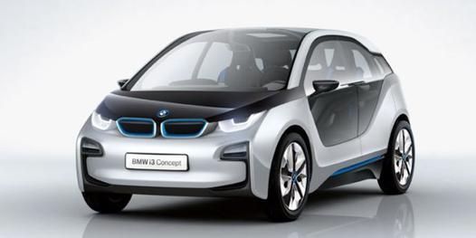 vehicule electrique bmw