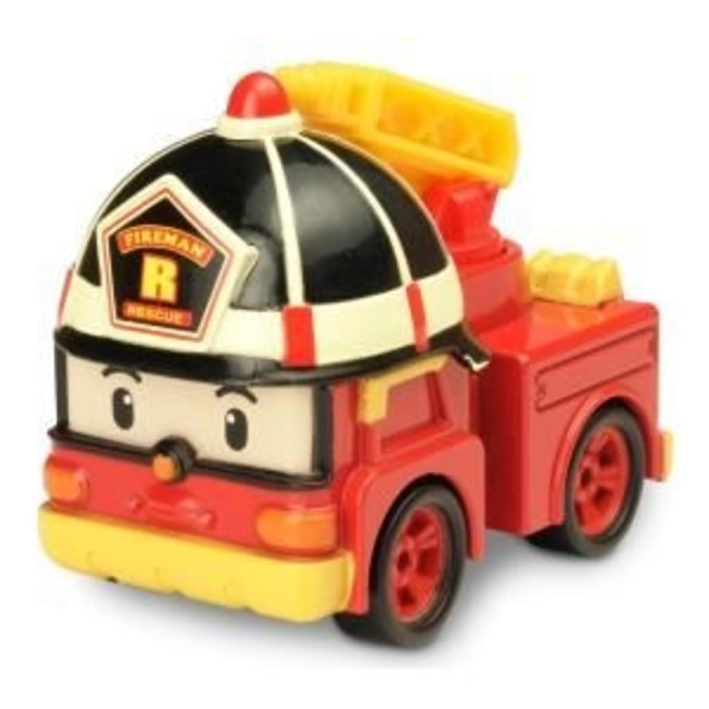 vehicule robocar poli