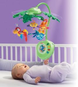 veilleuse mobile bébé
