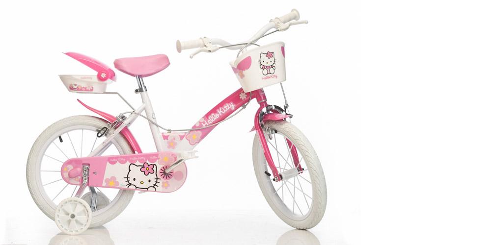 vélo hello kitty 14 pouces
