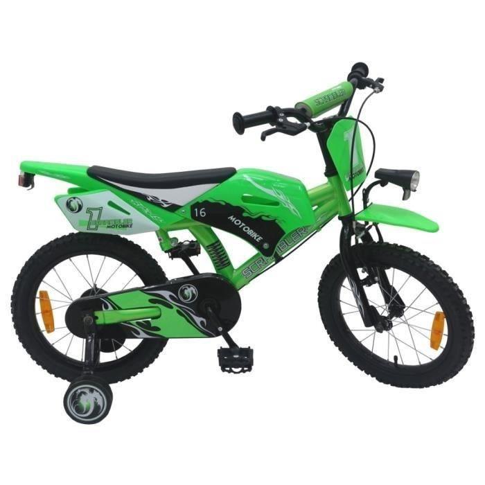 velo moto enfant
