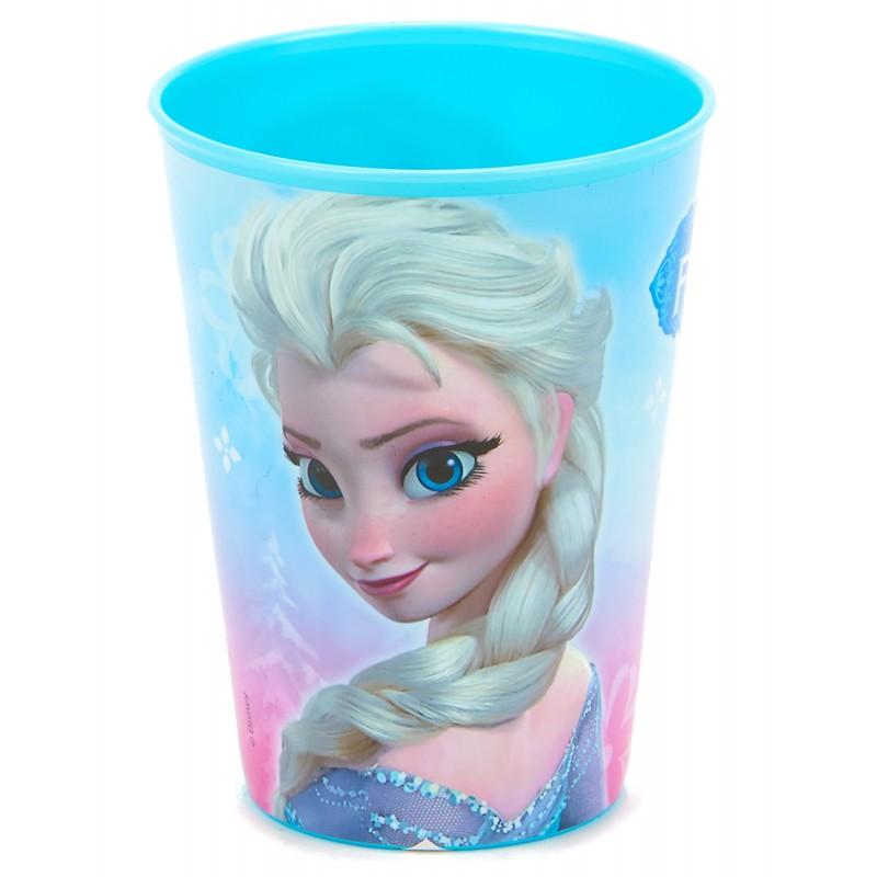 verre la reine des neiges