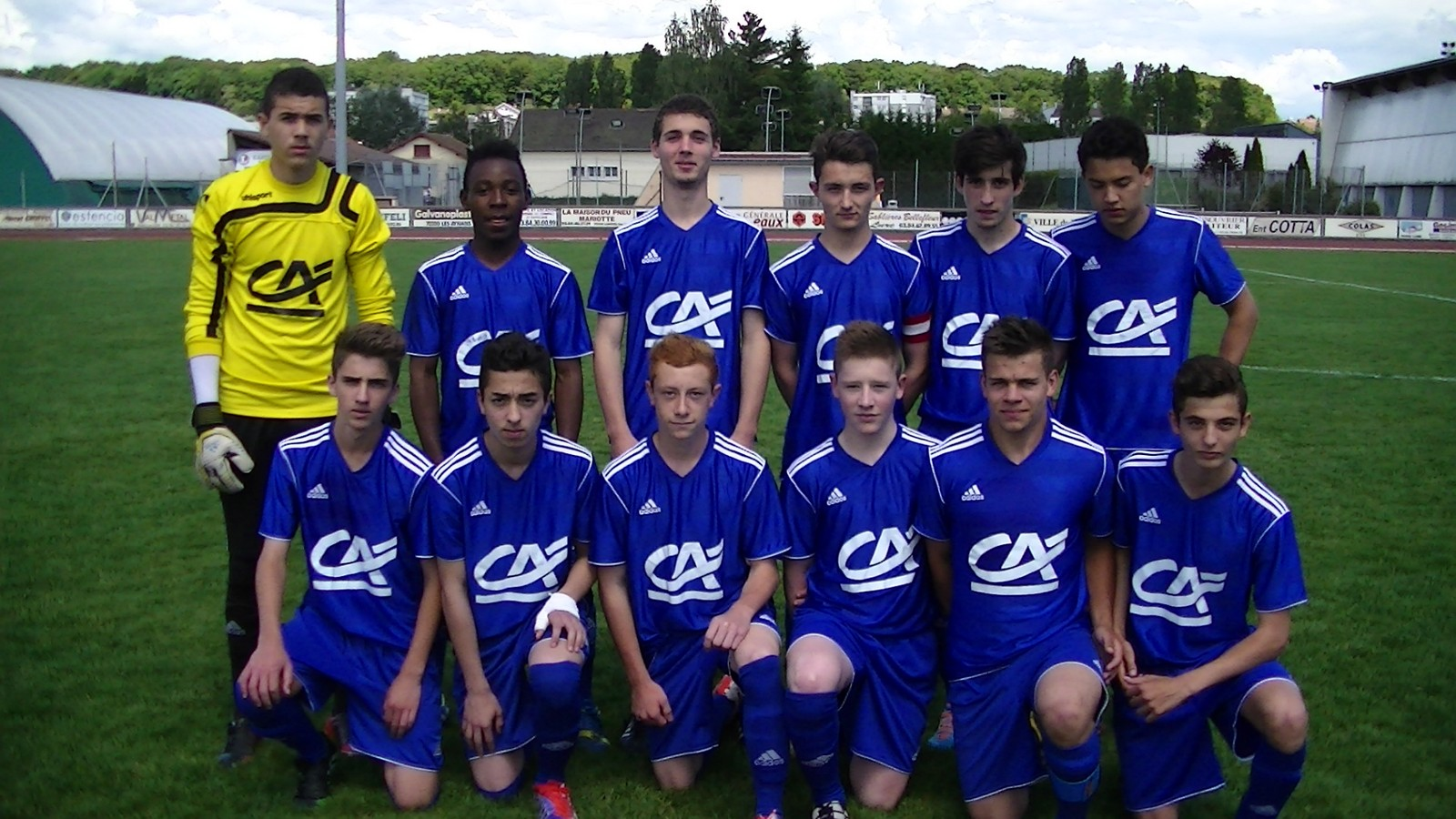 vesoul foot