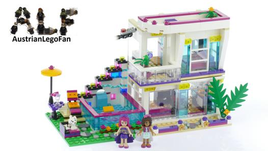 villa lego friends