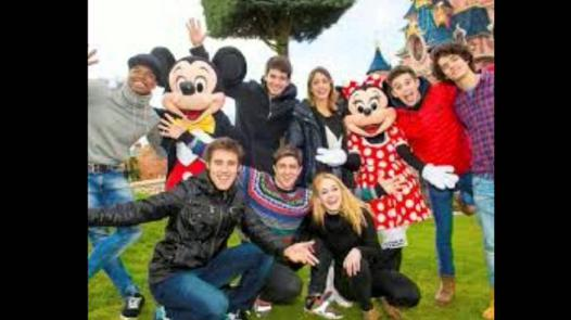 violetta disneyland paris