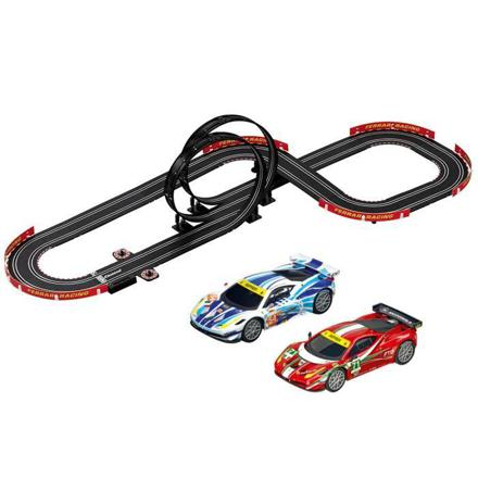 voiture circuit électrique