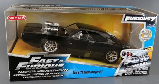 voiture collection fast and furious