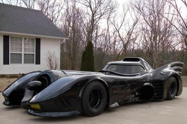 voiture de batman