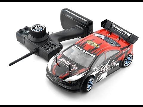 voiture de course télécommandée