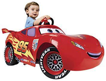 voiture électrique cars flash mcqueen