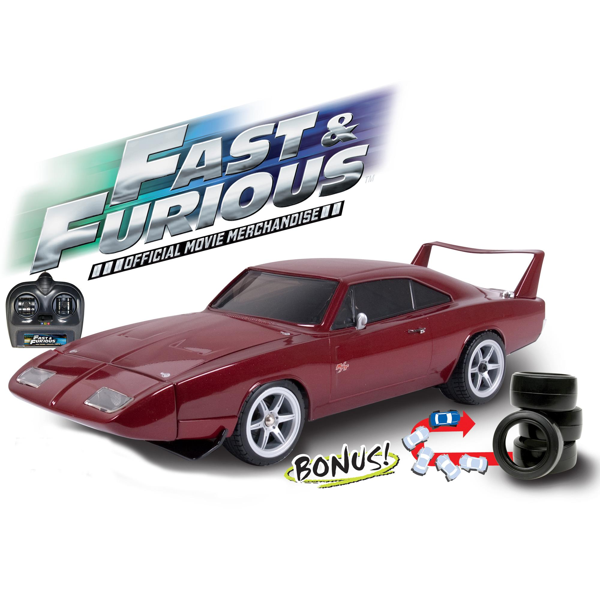 voiture fast and furious rc