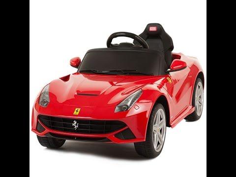 voiture ferrari jouet