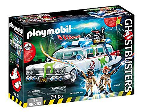 voiture ghostbuster playmobil