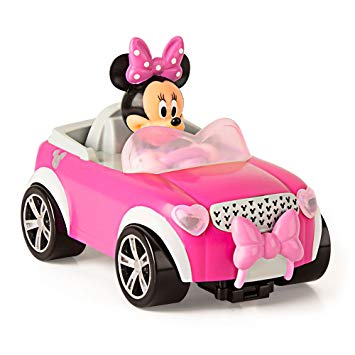 voiture minnie telecommandee