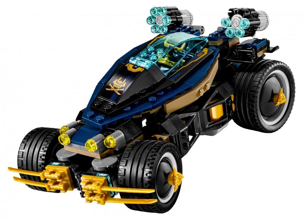 voiture ninjago