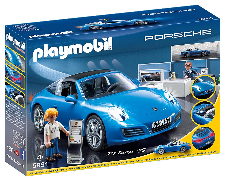 voiture playmobil porsche