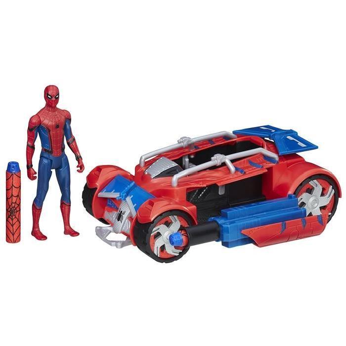 voiture spiderman jouet