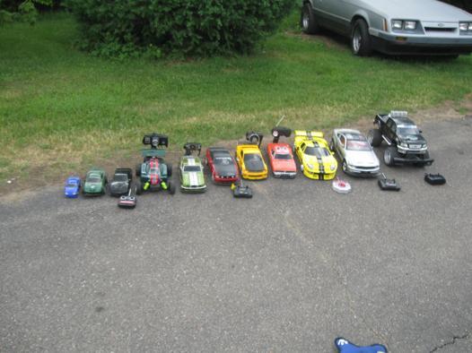 voiture teleguider