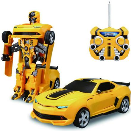 voiture transformers
