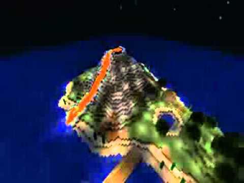 volcan minecraft