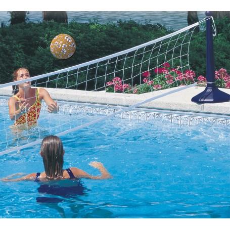 volley ball piscine