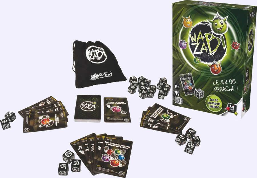 wasabi jeux