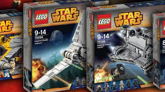 win lego star wars