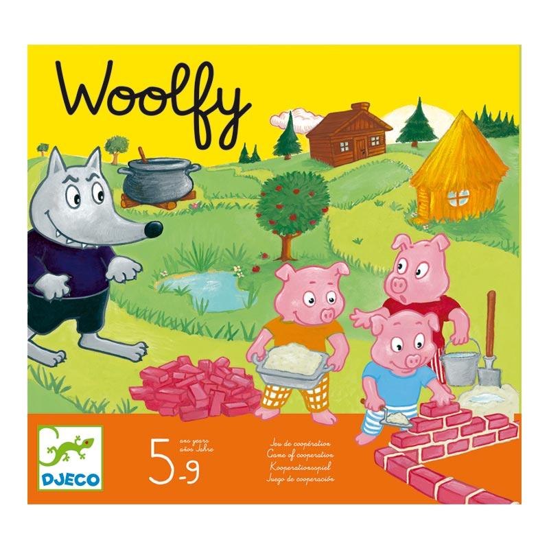 woolfy djeco