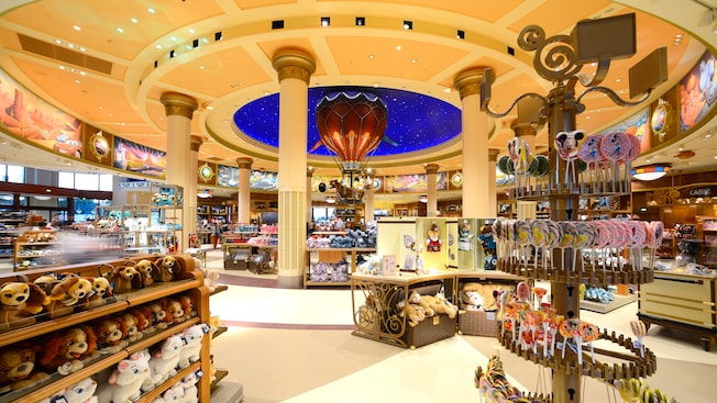 world of disney boutique en ligne