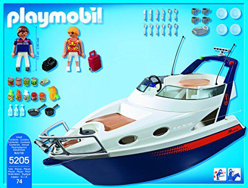 yacht playmobil