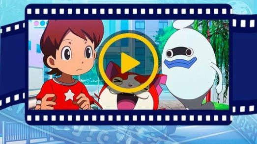 yo kai watch le jeu