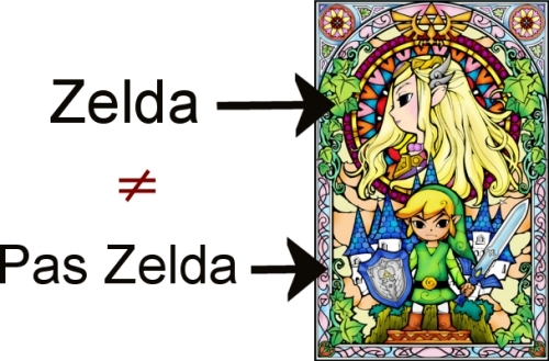 zelda fille ou garçon